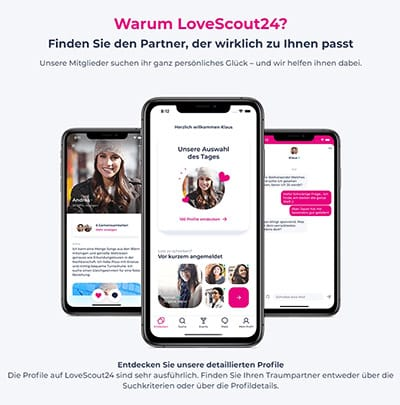 Lovescout24 App Test