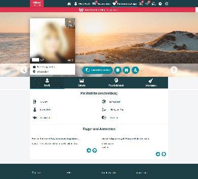 Silbersingles Profil
