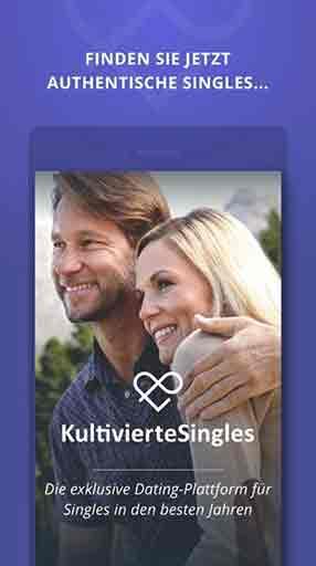KultivierteSingles.ch die App