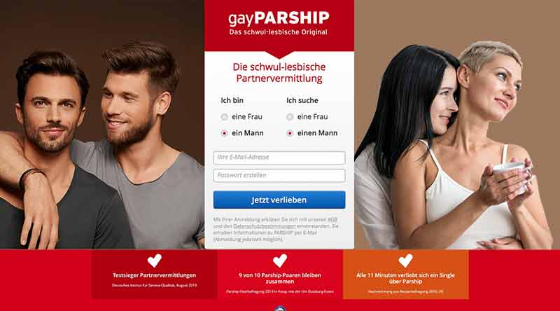 gayParship.de_Start