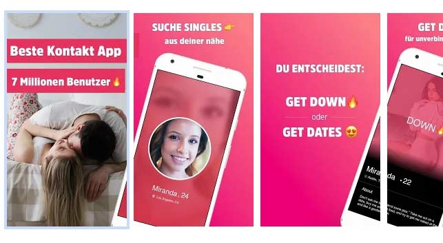 Downapp die app