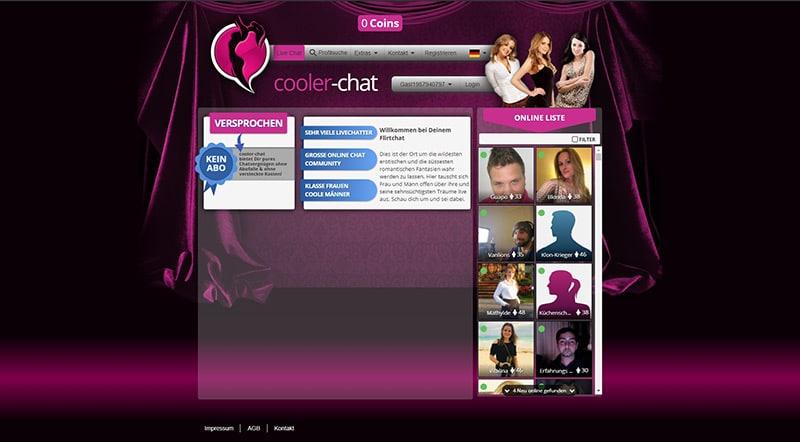 Cooler-Chat Erfahrungen