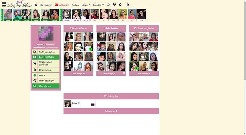 LadyBoyKisses Erfahrungen | Insider Test 2021 | Top oder Flop?