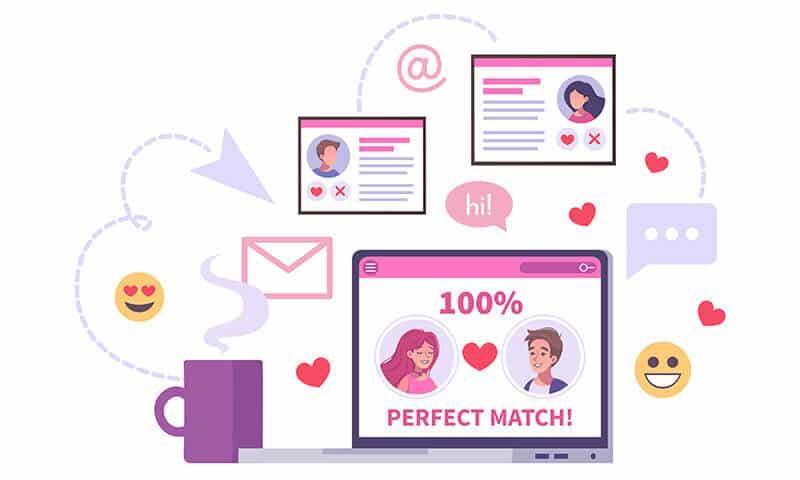 Online-Dating Wissen
