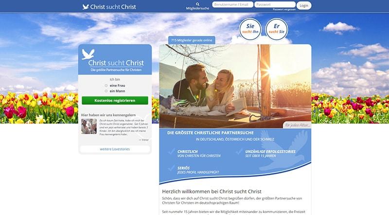 Christ-sucht-Christ Erfahrungen